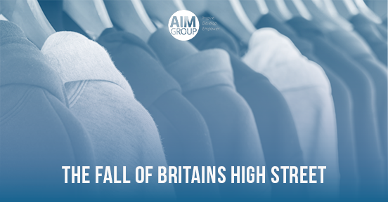The Fall Of Britain's High Street