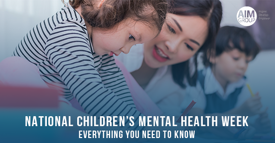 Everything You Need To Know About Children's Mental Health Day