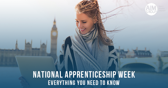 Everything You Need To Know About National Apprenticeship Week